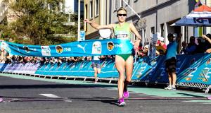 Van Zyl overcomes flu to win FNB Cape Town 12 OneRun
