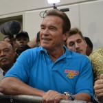 Arnold Classic Africa throwdown
