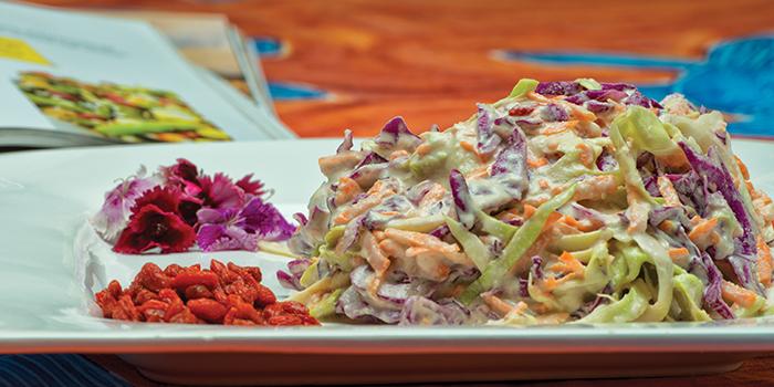raw coleslaw