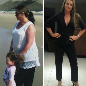 Jacqui Gomes transformation